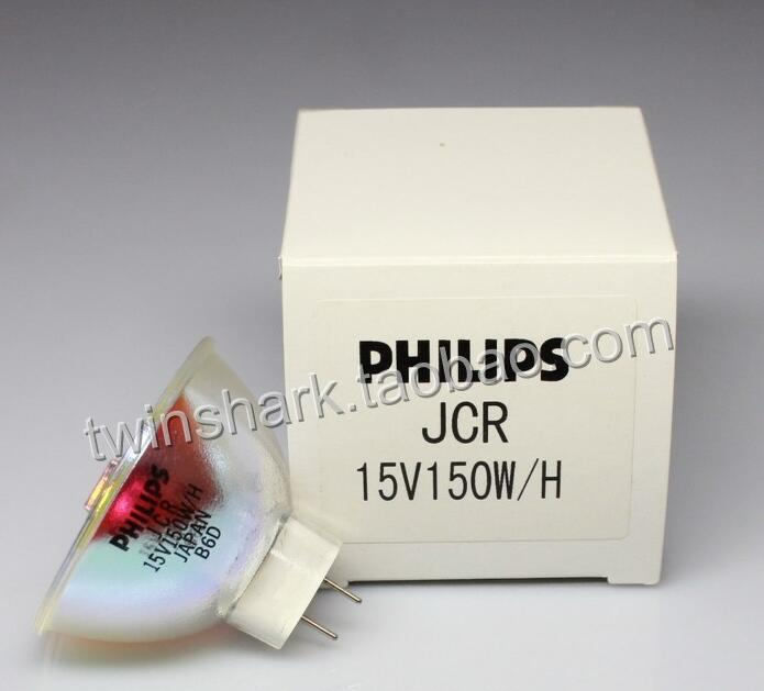 PHILIPS JCR 15V150W/H lamp,to FUJINON SD 15V 150W LMP-SD bulb,EPX 99 200 light source,15V150W metal white light,JCR 15V150W/H