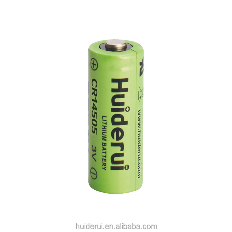 3.0v safety AA size lithium battery CR14505