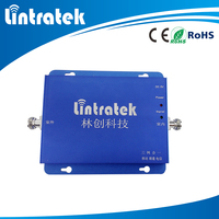 Lintratek gsm dcs 900 1800mhz 2g 3g dual band cell phone signal booster