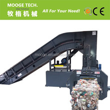 New Type Full Automatic Plastic bottle/waste paper Baler Machine
