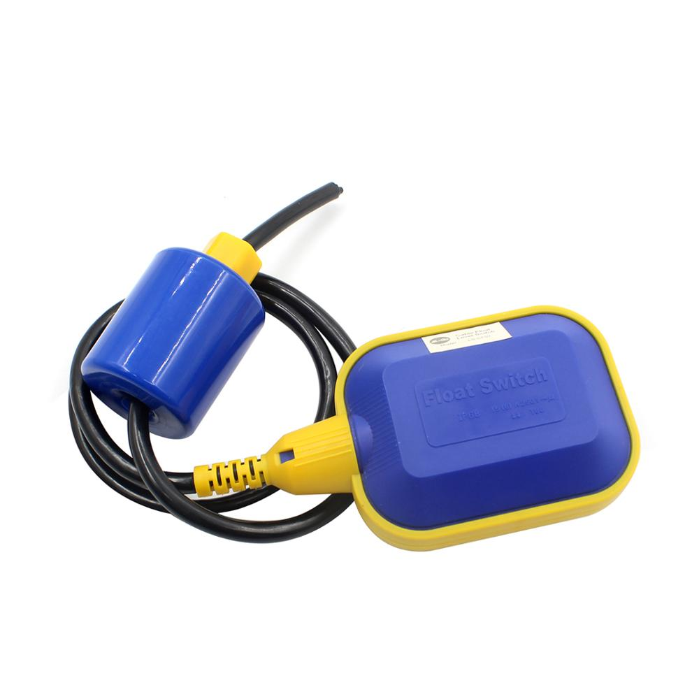 Scientific Devices Cable Float Level Switch 3 Meters PVC Rubber Cable Length Water Level Controller for Tank Pump India