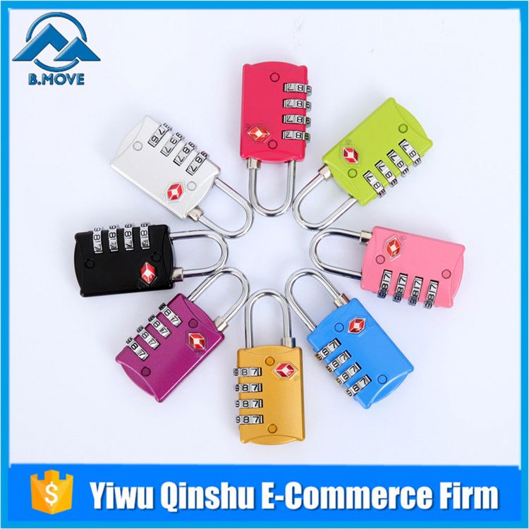 New Arrival good quality combination padlock for wholesale
