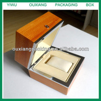 2014 High Quality Customized Gift Luxury Wooden Watch Box for watch box for rolex