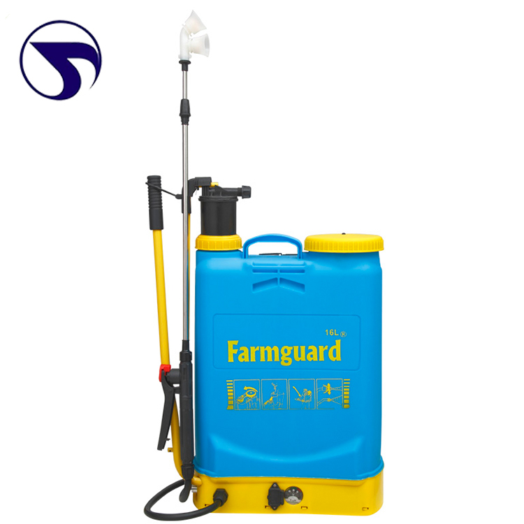In China there are a number of sub-factories long-distance sprayer