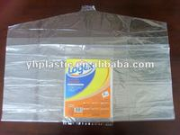 plastic clothing cover