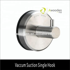 heavy duty vacuum suction cup hooks bathroom accessories robe hook