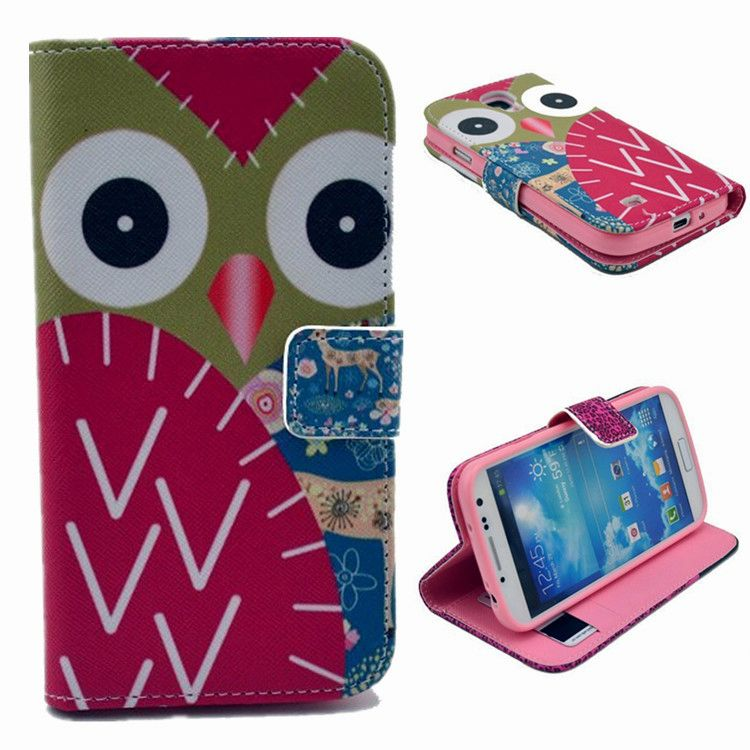 Custom Made Printed Phone Flip Case For Alcatel One Touch Pop D1