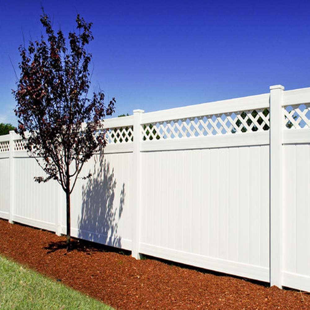 pvc portable fence panels