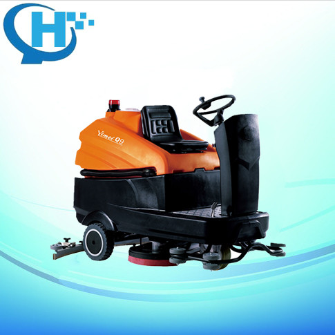 Yimei Multifunction Battery Ride-on floor cleaning