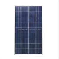 Timeproof Photovoltaic Solar 100w Poly Pv