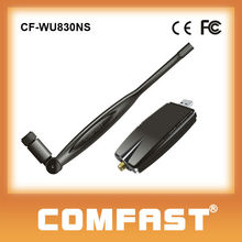 COMFAST CF-WU830NS High Power usb adapter 2000mW USB 2.0 Wireless Networking Adapter 802.11b/g/n 300Mbps