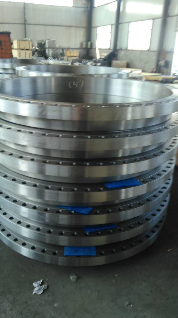 API 6A or 6D Forged Blind Flange or stealess steel