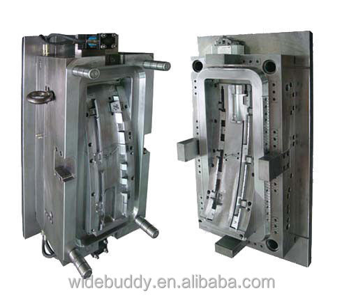 Automotive components Bumper Spare Parts of Plastic Injection Mould