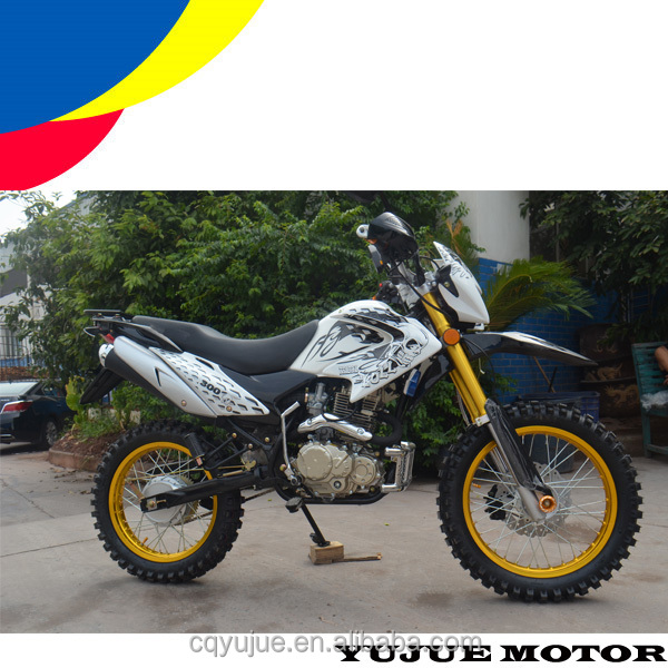 Powerful China Cheap 300cc Dirt Bike Motorcycle 300cc
