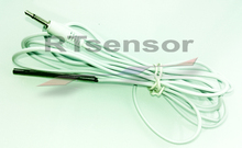 High Accuracy 0.5degC Smart High Sensitivity Waterproof Temperature NTC Sensor With Thermistor 10K 3435 1% Cable 1.8M