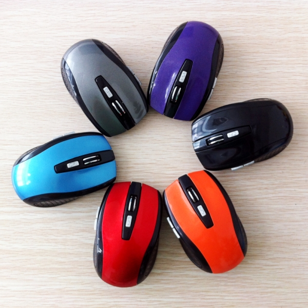 Universal Easy design sensitive BT 3.0 Rechargeable BT wireless mouse for Xmas gift