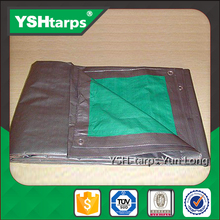 PE canvas tarp sheeting