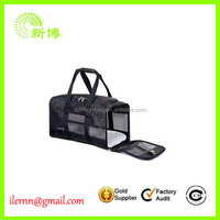 Fashion convenient colorful pet bag carrier
