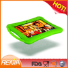 RENJIA universal silicone cartoon handle tablet case for kids