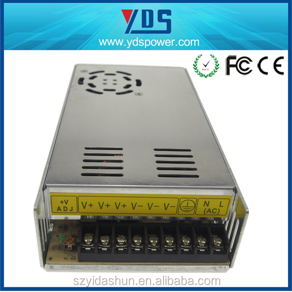 480W 24V ac dc switching power supply cctv camera rainproof power supply