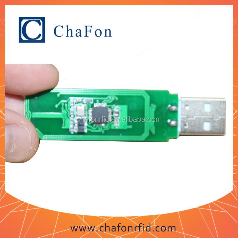 13.56mhz mini usb key module can work with Android phone with size 65*17*4mm