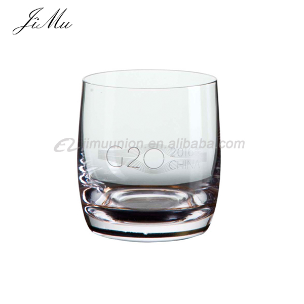 wholesale whisky drinking glass drinking straight tumbler glass