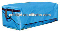 High strengh blue waterproof pvc cover,pvc bag