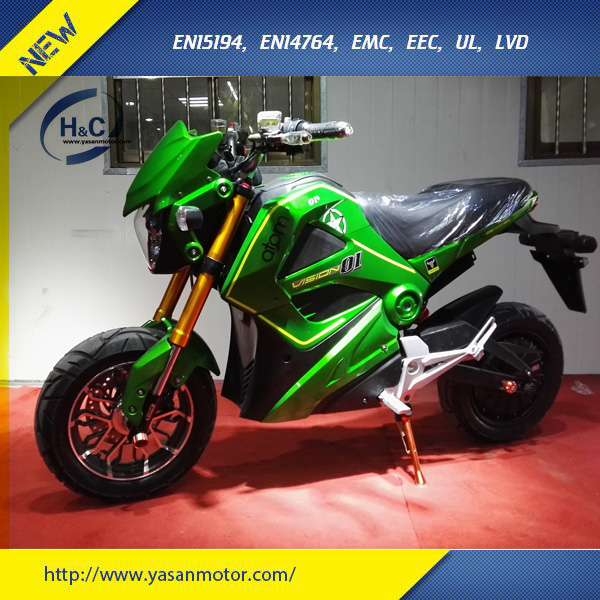 Big Power fastest electric motorcycle racing electric motorcycle 3000w power electric moped for adult