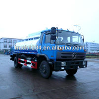 2016 brand new Muti-function Water Sprinkler Truck For Dust Suppression