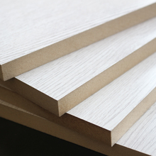 Professional Manufacture 20mm Melamine MDF for Furniture