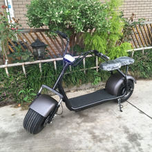 Green Travel-Hot Selling Electric Motor Scooter Top Quality Adult Hydraulic disc brakes Electric Scooter Autobike