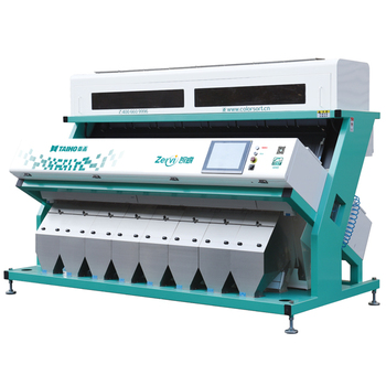ccd grains color sorter machine in china