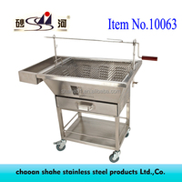 Camping Equipment Stainless Steel BBQ Grill Accessories