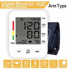 Protable Blood Pressure Monitor with CE ROHS ISO13485 certificate