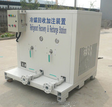 auto ac recovery unit for refrigeration