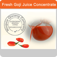 Organic Goji Juice/Wolfberry Juice /Goji Raw Juice Concentrates