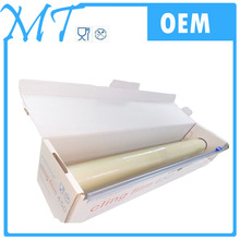 matt PVC film & un- coated overlay- 1 ---20' container every month-520X650MM/330 MIC. THICKNESS