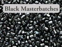 Black masterbatch for film, injection moulding & extrusion