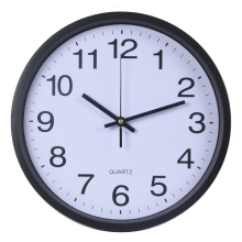 wholesale cheap promotional quartz silent sweep wall clock wall clocks bulk wall clocks