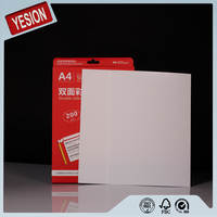 Yesion Waterproof Double Sided 300gsm A4 A3 Cast Coated No Glossy Matte Photo Paper Professional Photo Paper