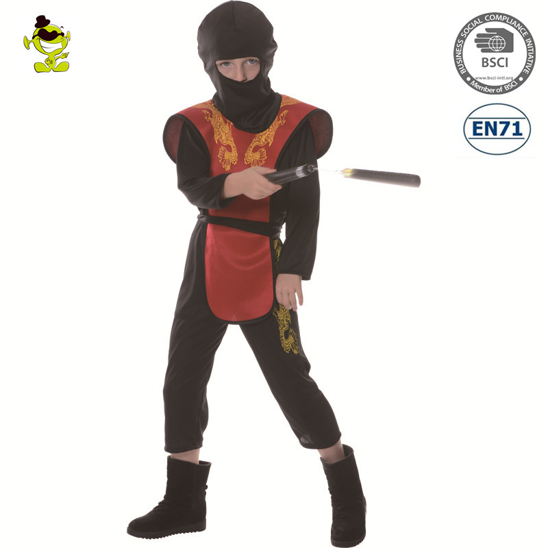 A Halloween kids party Japan popular cool Ninja fancy dress costumes