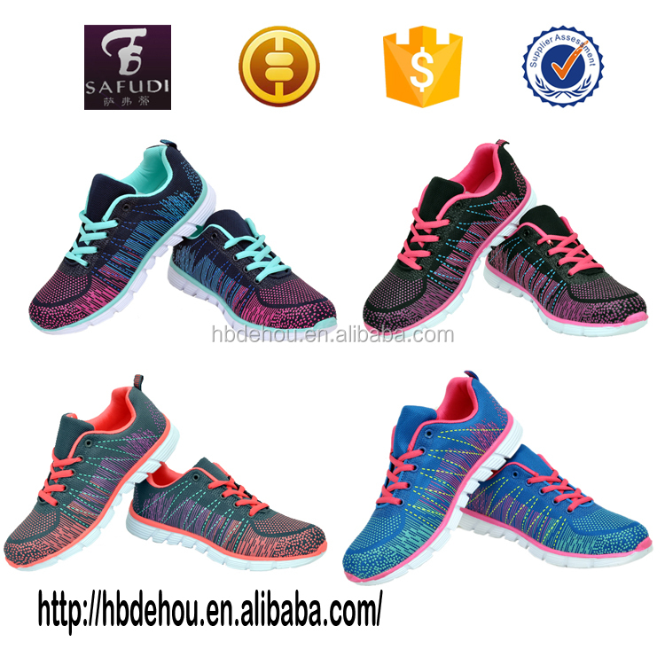 2016 new arrival men's footwear casual sport running shoes male for sale