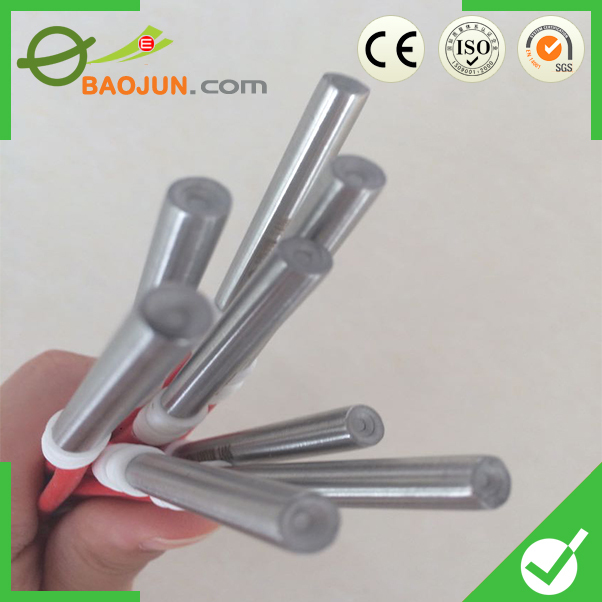 China supplier SS304 cartridge heater for solar water heating element
