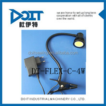 DOIT laser light for sewing machine COB LED CLIP DESK LAMP DT-FLEX-C-4W