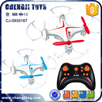 2.4G four axis aircraft mini plane toy drone quadcopter with camera