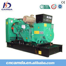50HZ 135kW Cummins engine diesel generator set for sale, CE and ISO certificate KDGC135S