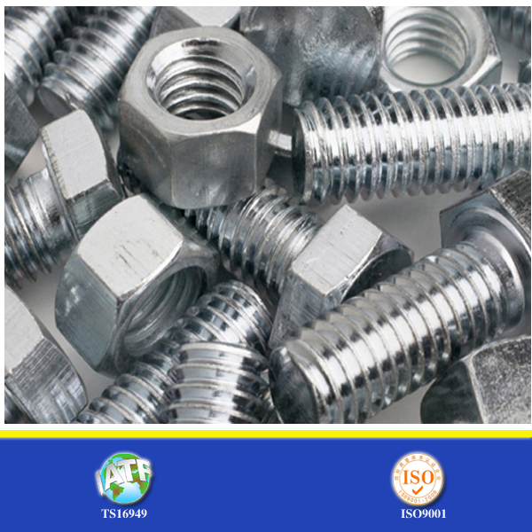 m6 stainless steel hex head bolt