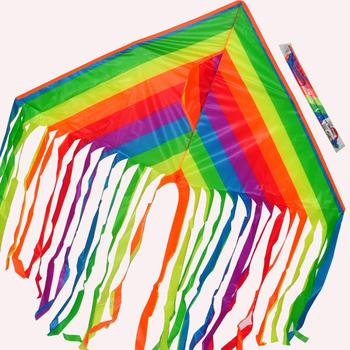Delta rainbow kite high quality for super market cheap price