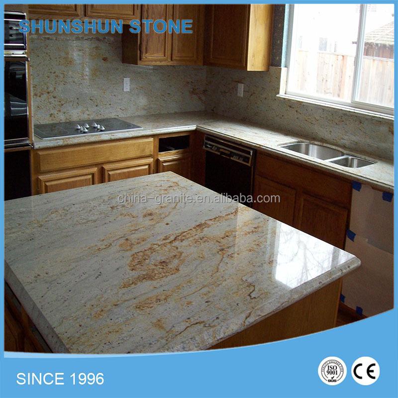 Countertop Yellowing : ... Countertop,Granite Countertop,Yellow Granite Countertop Product on
