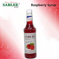 SABLEE raspberry flavor syrup S231 fruit flavor syrup soft drinks 900ml